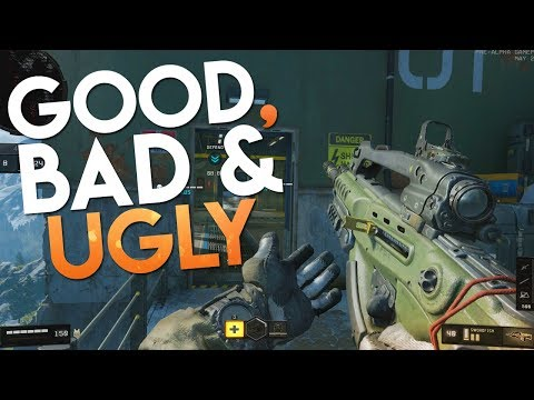 Black Ops 4: The Good, The Bad, & The Ugly (A Critical Review)