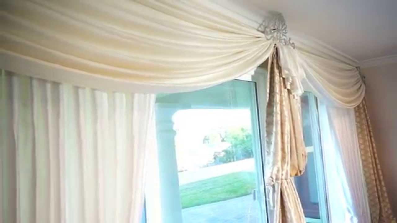 Patio Door Curtains: Elegant Window Treatments for Sliding ...