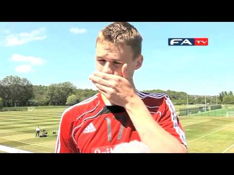 Stoke's Ryan Shawcross on underdog status | FA Cup final - Manchester City vs Stoke 14-05-11