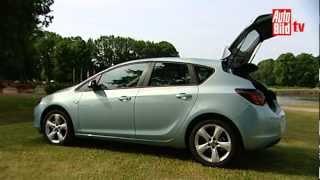 Opel Zafira ecoFLEX 2012 Videos