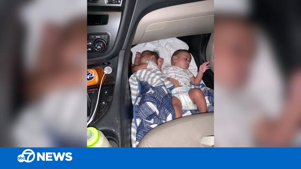 Bay Area mother homeless with 6-month-old twins travels 60 miles find shelter