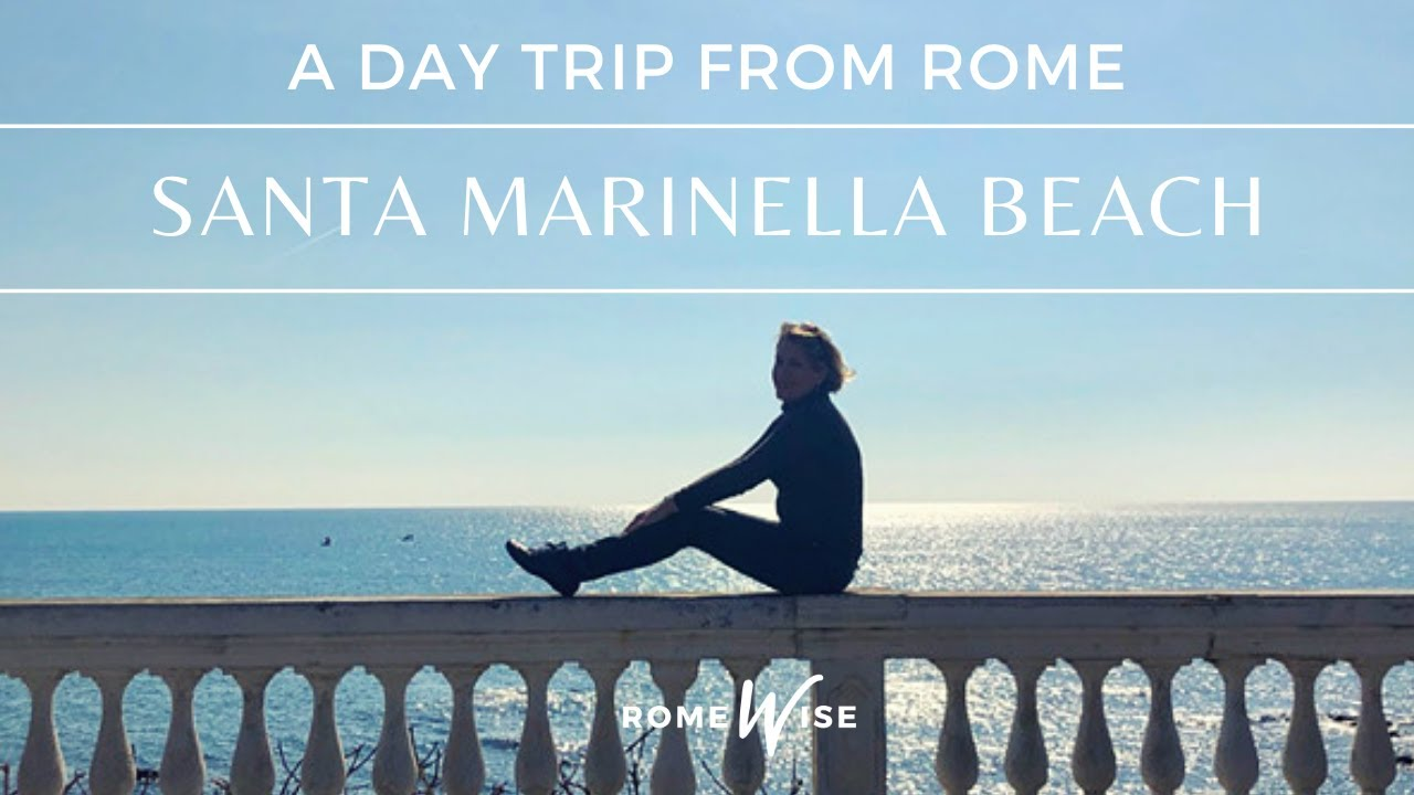Winter Day Trip From Rome How To Visit Santa Marinella Beach