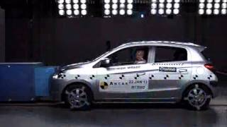 Mitsubishi Mirage (from 2013) - 5 star ANCAP safety rating