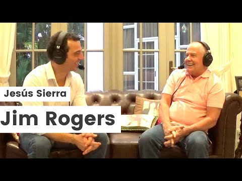 Jim ROGERS - Dollar, commodities, gold, interest rates, China and why books.