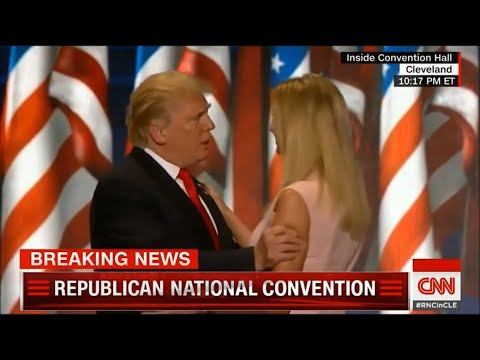 (5 mins) MBA: How to introduce an eminent candidate glamorously (Ivanka on Donald Trump in RNC 2016)