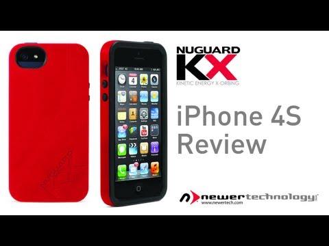 NewerTech NuGuard KX iPhone Case [Review] @NewerTechnology
