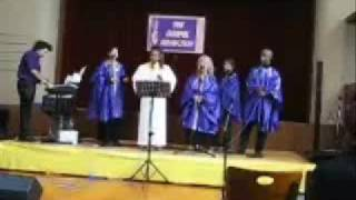 Amazing Grace - The Gospel Sensation with Joan Oleans