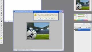 Como diminuir imagens ou fotos com o Photoshop CS4