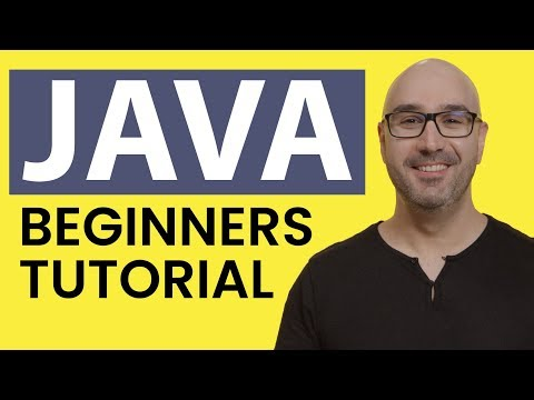 Java Tutorial For Beginners [2019]