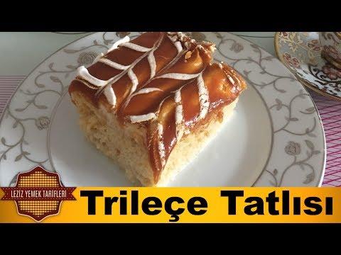 Trileçe Tatlısı Tarifi   Trileçe...