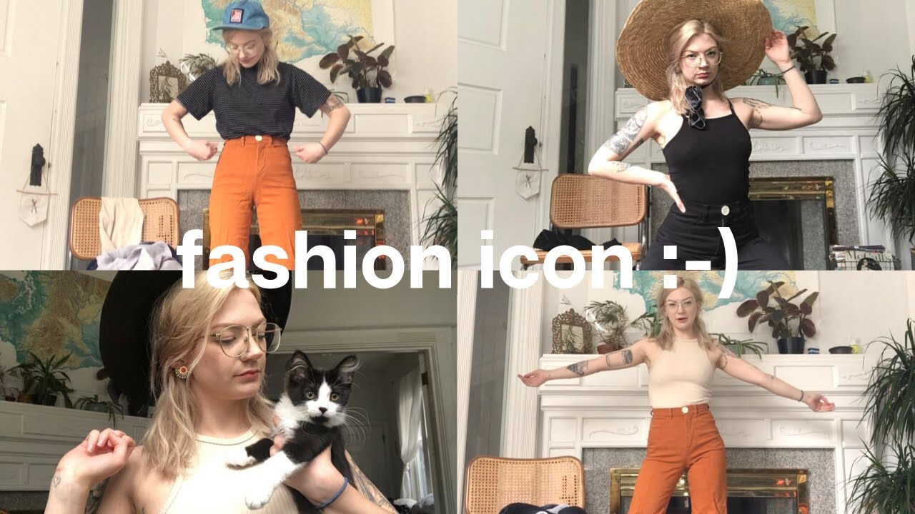 [VIDEO] - a bunch of fall outfits + ethical/sustainable clothing haul~*~ 5