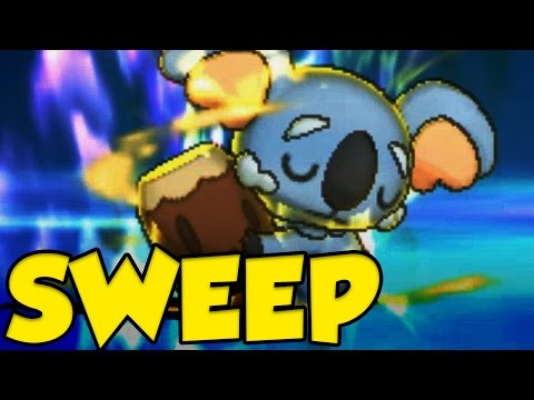 Pokemon Sun Moon Z Power Trick Room