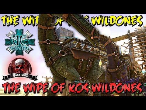 "UC as RELENTLESS ""The Wipe of KOS Wildones NEW SERVERS 253"""