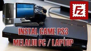 Cara Instal Game PS3 dengan PC atau Laptop