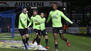 HIGHLIGHTS | Bristol Rovers v Posh