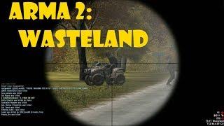 Arma 2: Wasteland - Holding Novy w/JSRS