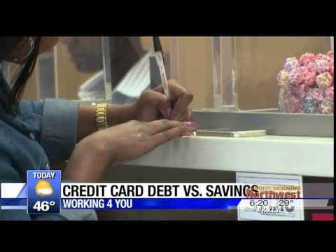 Working 4 you: Debt and savings