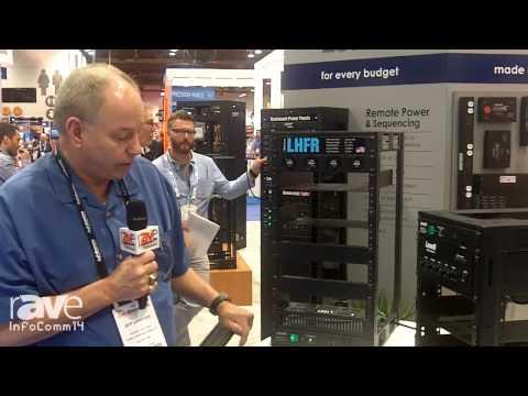 InfoComm 2014: Lowell Introduces LHFR Series Half Rack