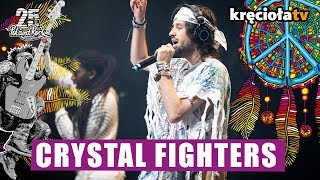 Crystal Fighters - Wild Ones #polandrock2019