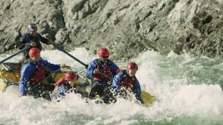 Whitewater Rafting on the Upper Quesnel River, BC thumbnail