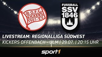 ReLIVE | Regionalliga Südwest | Kickers Offenbach - SSV Ulm 1846 | SPORT1