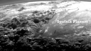 Рассвет на Плутоне. Новости о Плутоне НАСА