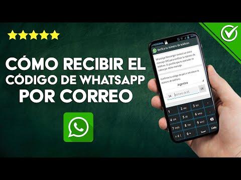 Cómo Recibir y Obtener el Código de WhatsApp por Correo para Activarlo Rápidamente