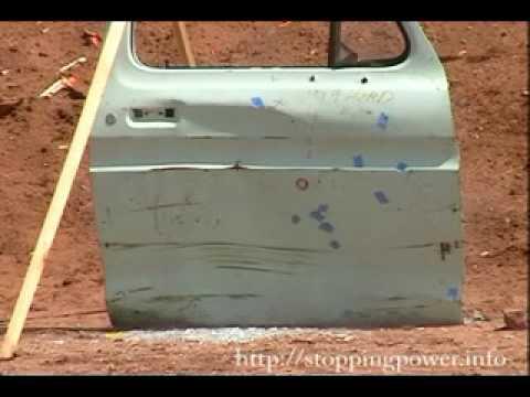 12 gauge shotgun slug vs car door youtube for 12 gauge door buster