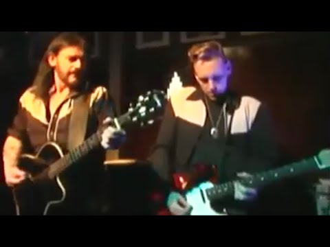 Lemmy & The Head Cat live at the Cat Club, L.A. 16:9