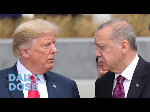 Escalating Tensions Between US and Turkey