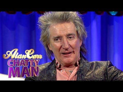 Rod Stewart - Full Interview | Alan Carr Chatty Man