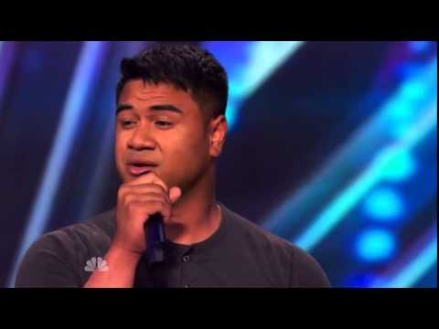 America's Got Talent 2014  Auditions  Paul Ieti FULL