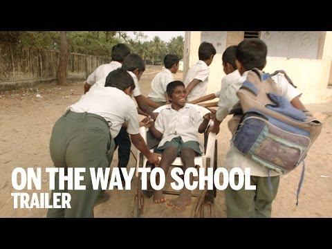 ON THE WAY TO SCHOOL Trailer | TIFF Kids 2014