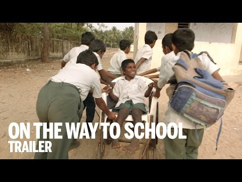 ON THE WAY TO SCHOOL Trailer | TIFF Kids 2014 from YouTube · Duration:  1 minutes 27 seconds