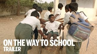 ON THE WAY TO SCHOOL Trailer  TIFF Kids 2014
