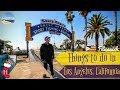 THINGS TO DO IN LOS ANGELES CALIFORNIA   TRAVEL VLOG