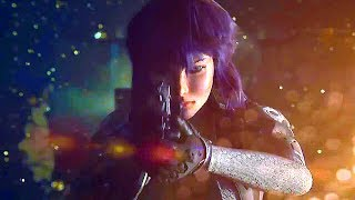 GHOST IN THE SHELL First Assault - Official Cinematic Trailer (2017)