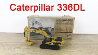 Гидравлический экскаватор Caterpillar 336DL