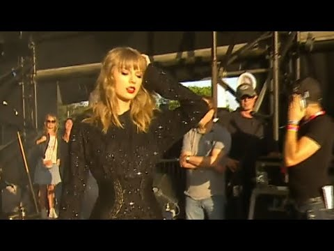.. For It? - Taylor Swift # live from swansea
