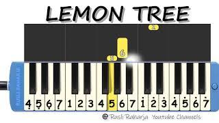 Download lagu Lemon Tree not pianika