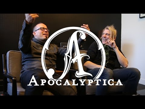Interview APOCALYPTICA, Mikko Sirén & Paavo Lötjönen for Shadowmaker - 2015 (french subtitles)