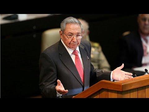 كوبا تختار راؤول كاسترو لإعادة صياغة الدستور  - 08:21-2018 / 6 / 3