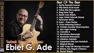 Gambar cover 20 Lagu Ebiet G  Ade Paling Populer Sepanjang Karir   HQ Audio !!!