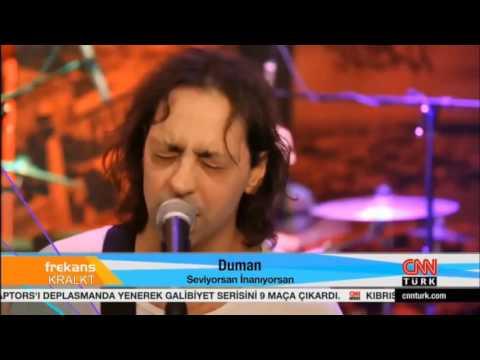 İnterview with Duman - CnnTürk Frekans (English Subtitle)