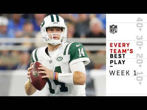 Every Team's Best Play from Week 1 | NFL Highlights