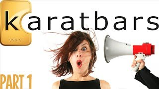karatbars review plus karat bars gold free training
