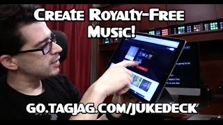 How to Make Royalty Free Music for YouTube(Music Created for FREE on JukeDeck http://go.tagjag.com/jukedeck See Chris Live Every Weekday ▻ http://ChrisPirillo.com LIVE Chat Room & Gaming ..., 2015-12-14T17:30:00.000Z)
