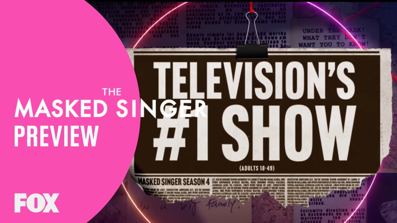 Teaser: TV's Number One Show Is Coming Back | Season 4 | THE MASKED SINGER