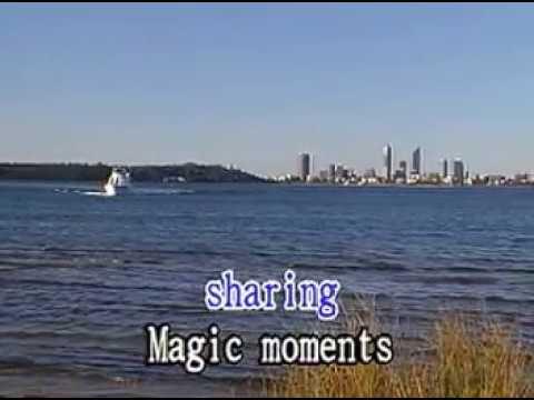 Magic Moment Karaoke Lyric