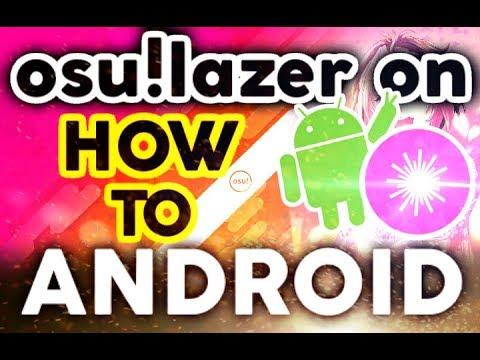 Osu lazer android